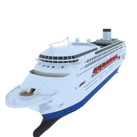 远洋游轮 Ocean ship