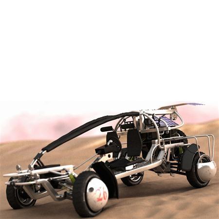 buggy 车