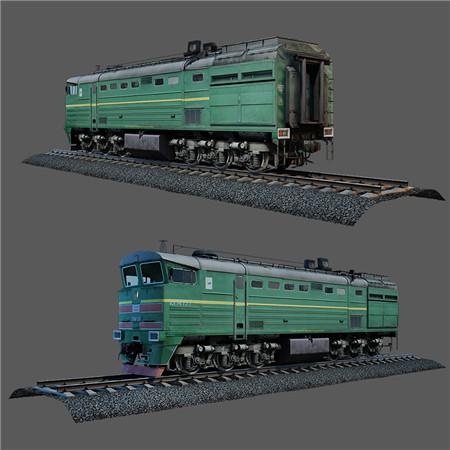 train_2 火车