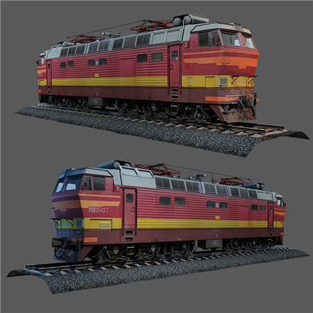 train_5 火车