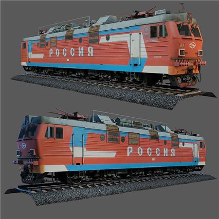 train_6 火车
