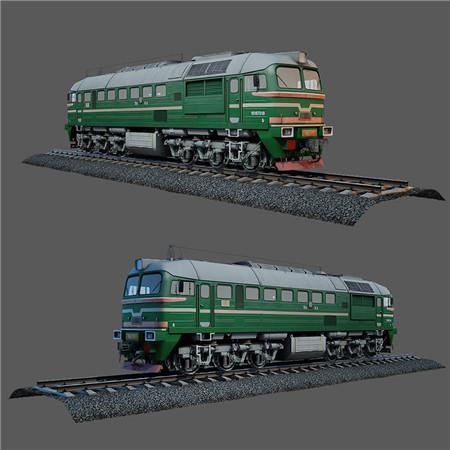 train_7 火车