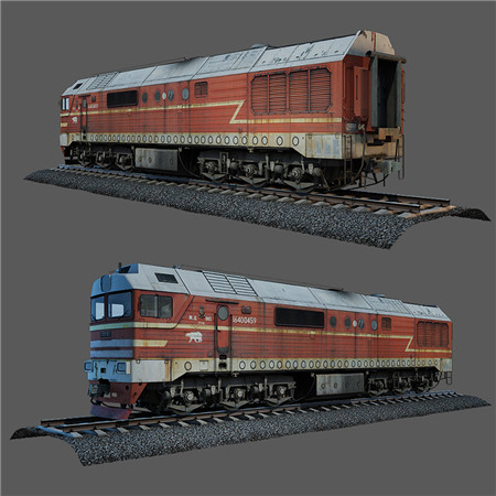 train_8 火车