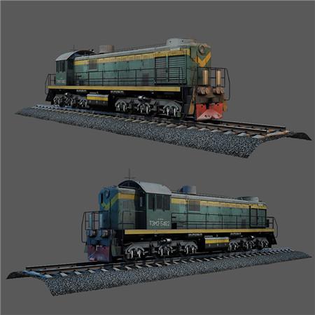 train_9 火车