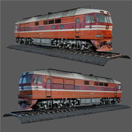 train_10 火车