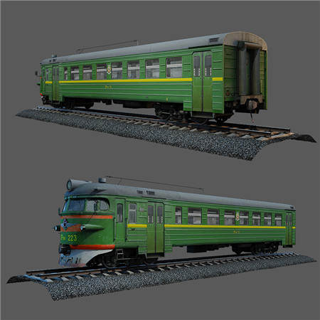 train_12 火车