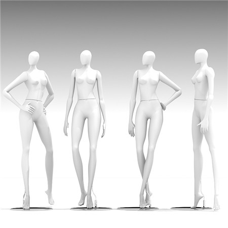 Mannequin 塑料模特