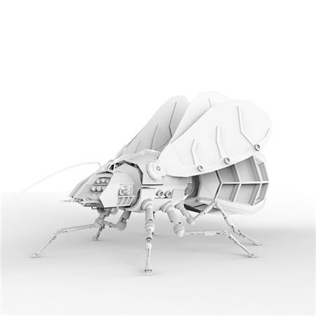 Mecha-Bee 机械蜜蜂