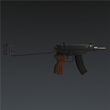 Skorpion vz. 61 SMG 枪