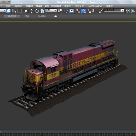 train_1 火车