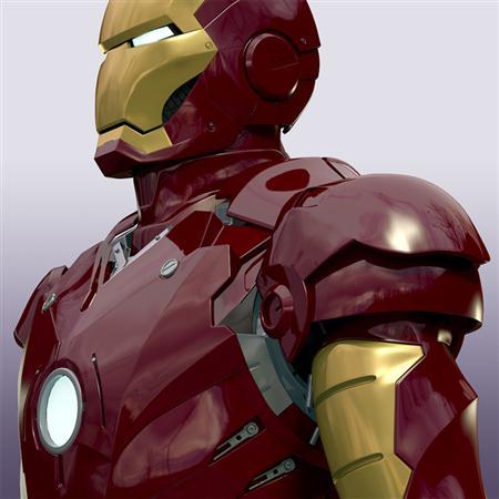 IronMan 钢铁侠