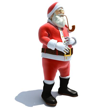 Santa Claus 圣诞老人