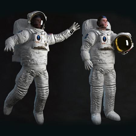 Astronaut 宇航员