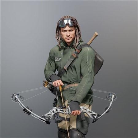 幸存者 Cgtrader Survivor Man