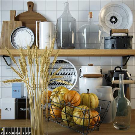厨房套件 Kitchen Set 15