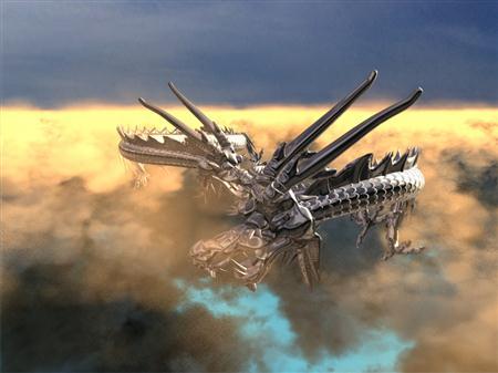 龙 中国龙 dragon