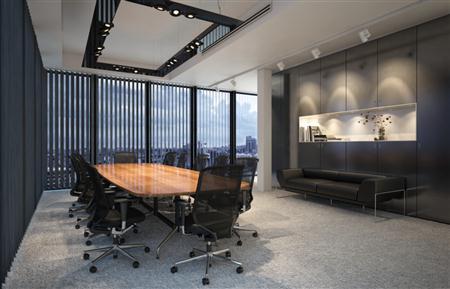 精美的办公室