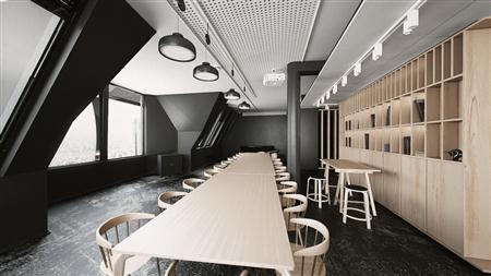 精美的会议室
