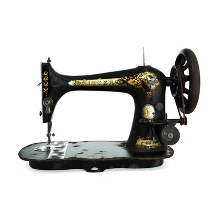 Evermotion Archmode 怀旧物品 缝纫机