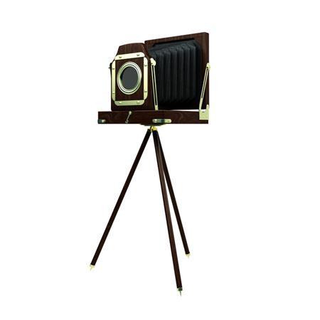 Evermotion Archmode 怀旧物品 照相机