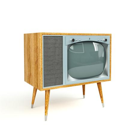 Evermotion Archmode 怀旧物品 电视机