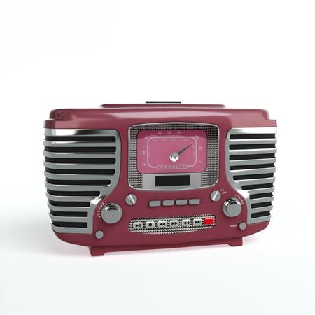 Evermotion Archmode 话就物品 收音机