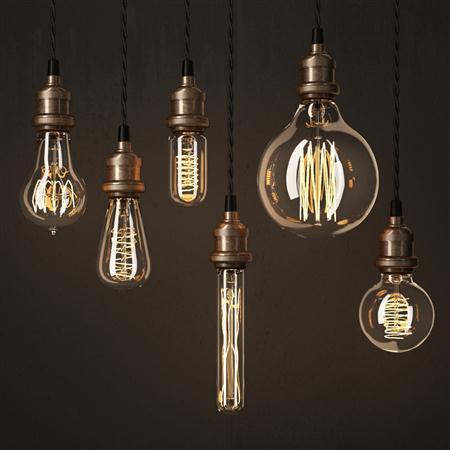 精致的灯具