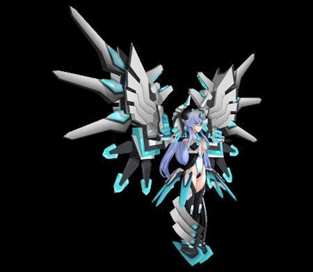 超次元海王星妹子 Rei