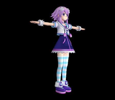 超次元海王星妹子 Neptune