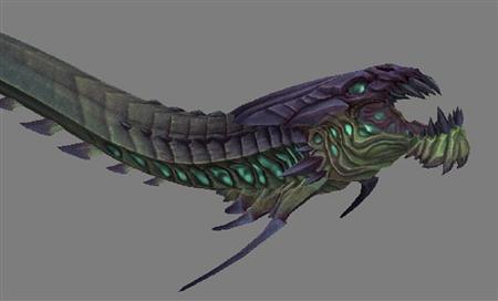 暗黑血统2 Darksiders2 悲恸之龍 The dragon of grief