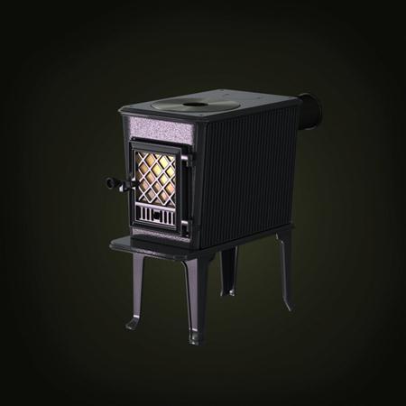 Evermotion Archmode 壁炉设备