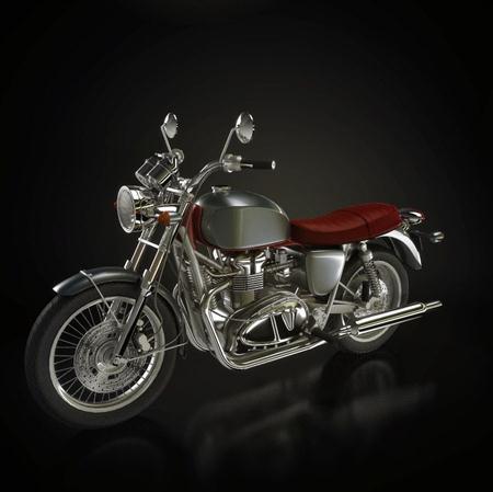 Evermotion Archmode 摩托车