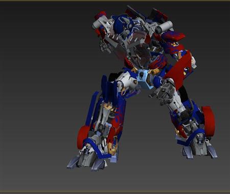 变形金刚 擎天柱 Transformers prime