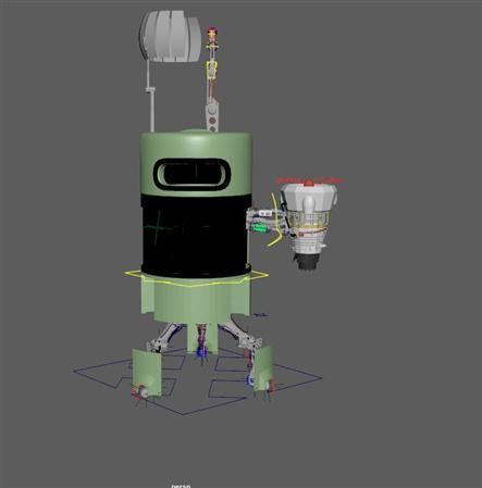 机器人 robot