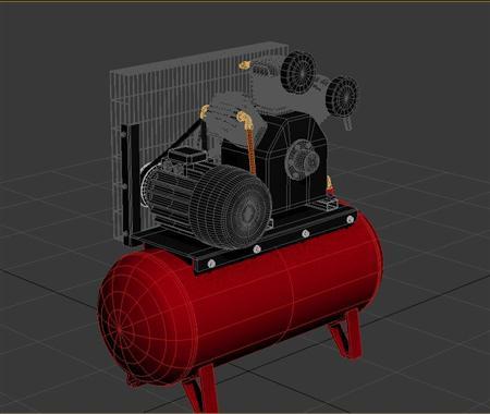 小型发电机 泵