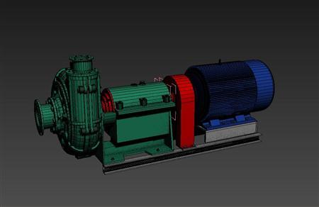 机械设备 泵 马达
