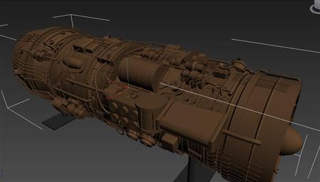航空发动机 aero-engine