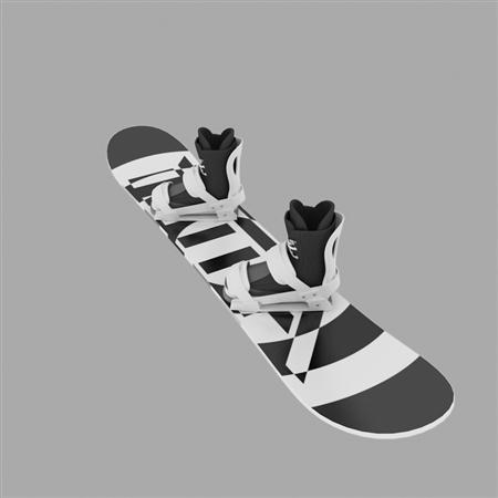 Evermotion Archmode 运动器材 滑雪板