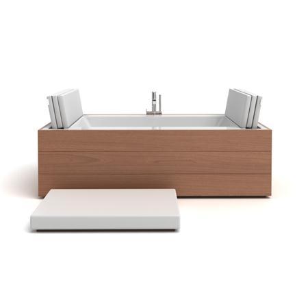 Evermotion Archmode 浴室家具 浴缸