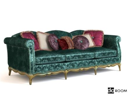 古典沙发模型 Bruno Zampa Misterious Sofa
