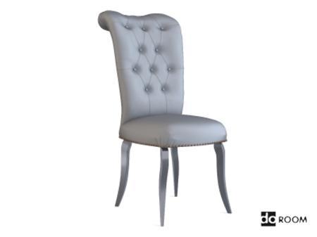 古典家具模型 Luciano Zonta Majorette Chair