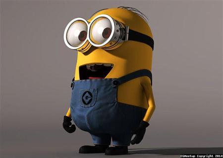 小黄人 Minion