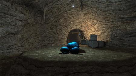 unity3d洞穴创建组件3D模型包