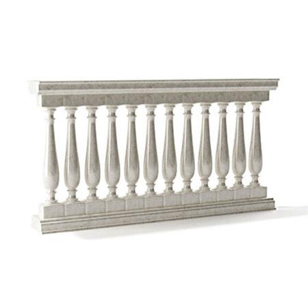 Evermotion Archmode 建筑结构 栏杆扶手