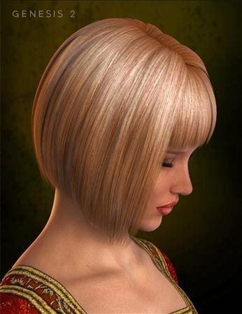 女人的时尚发型 Fashion Hair