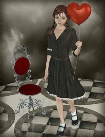暗黑小萝莉 Black Alyss
