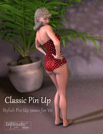 站立式经典美女照片 Classic PinUp Standing Poses