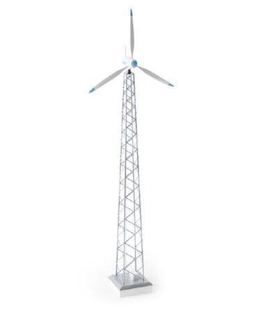 Evermotion Archmode 环保器材 风力发电机