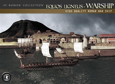古罗马船舶工坊 Equos Ligneus Warship