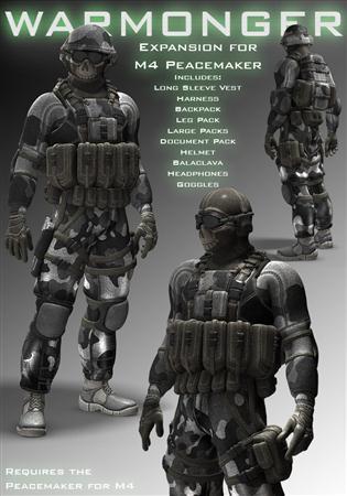 战争贩子 Warmonger for V4